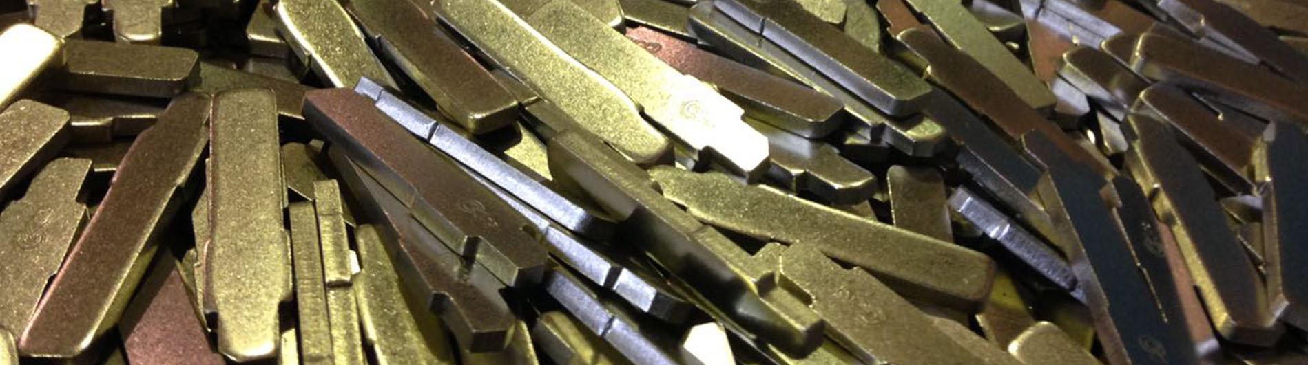 Nuova Vat - pulitura metalli - testata burattatura metalli